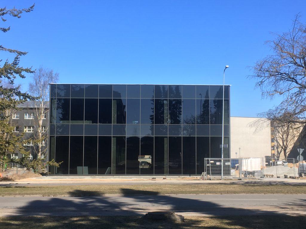 Büroohoone Laada 22, Rakvere